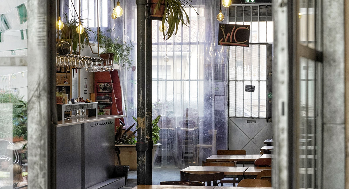 Bieristan bar-restaurant en circuit court