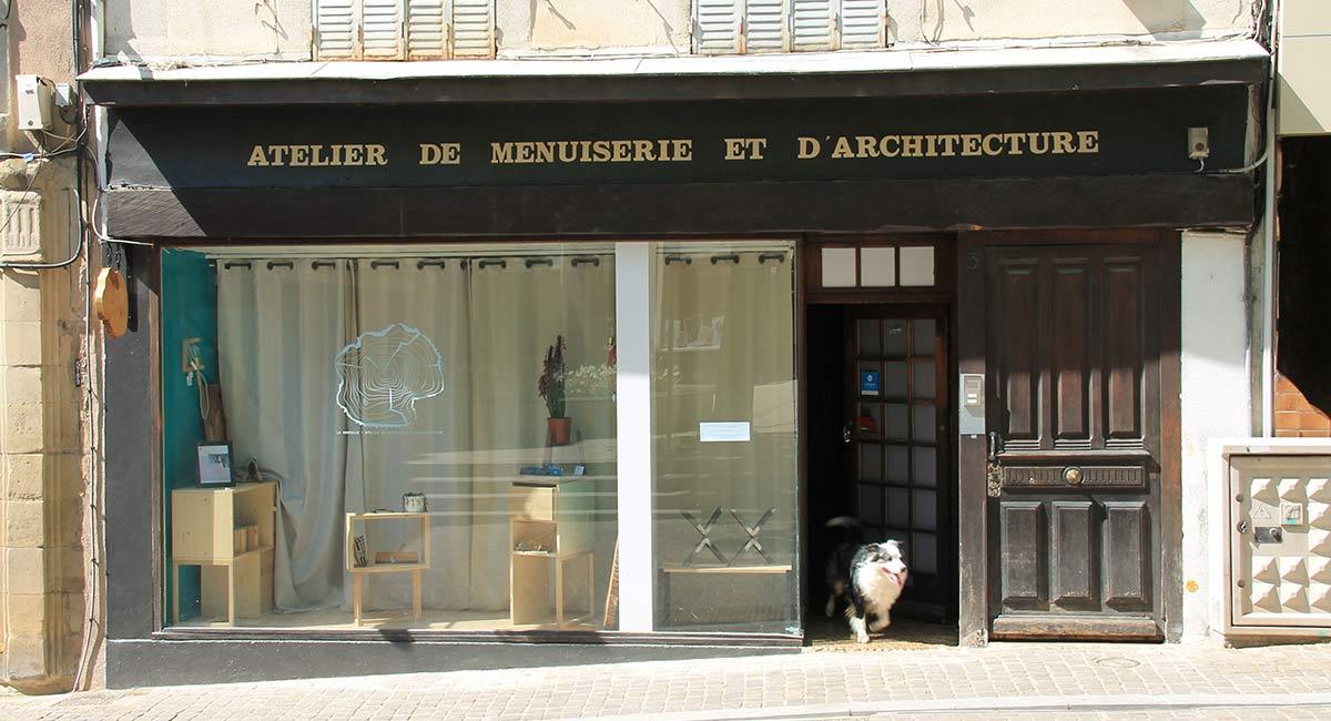 Atelier menuiserie La Goupille