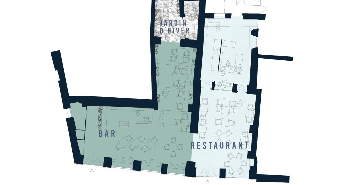 Magma Terra restaurant bar bieres artisanales circuit-court romans-sur-isere