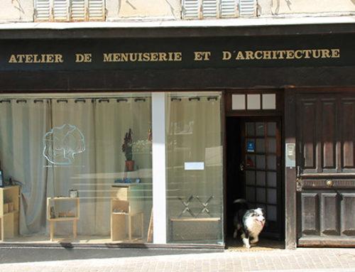 Rencontre avec la Goupille, atelier de menuiserie et d'architecture