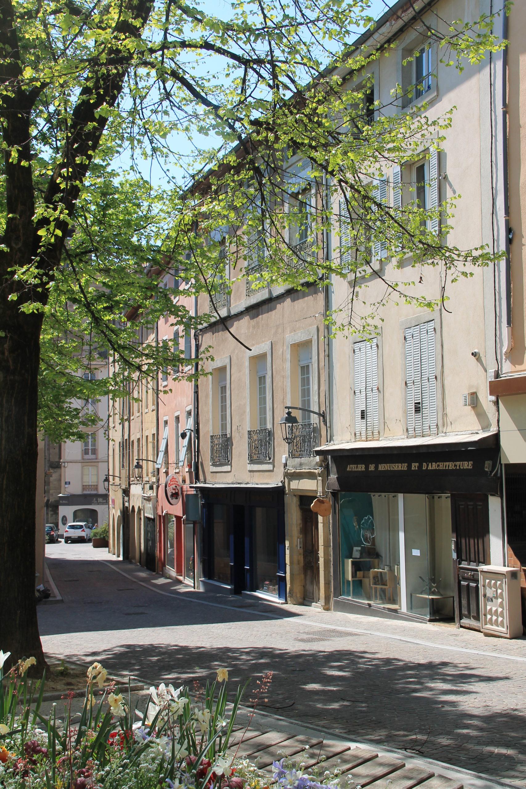 Vitrine La Goupille Romans-sur-Isère