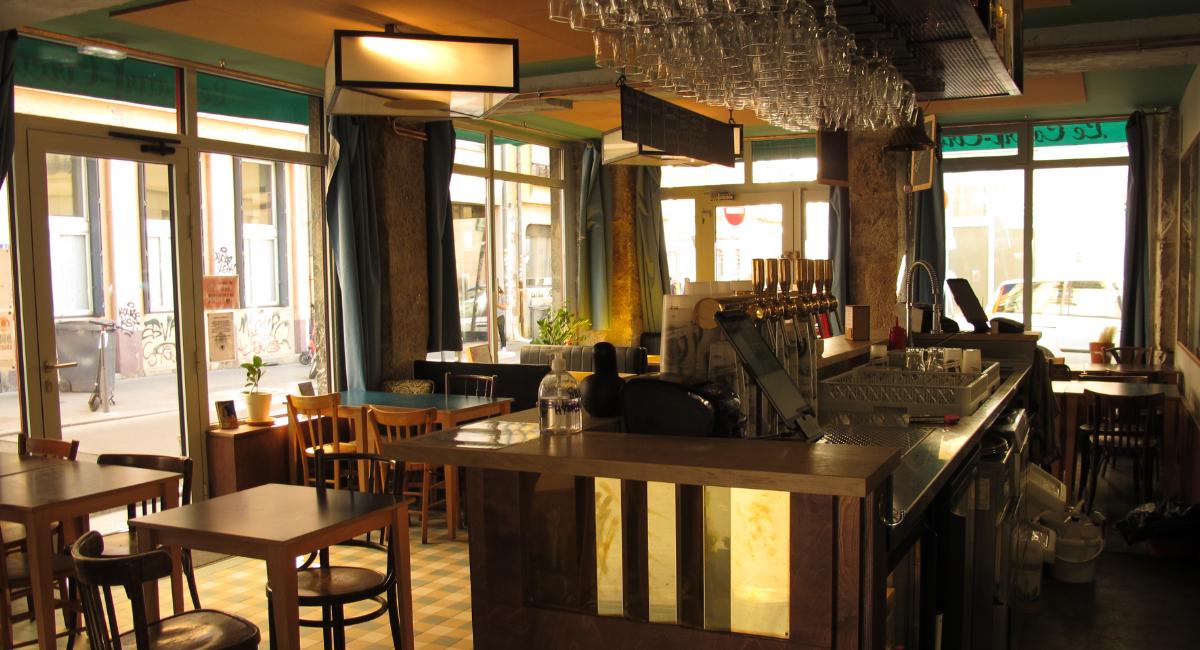 Le Court-circuit restaurant circuit-court lyon guillotière