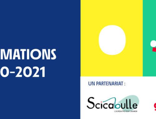 Catalogue des formations 2020-2021