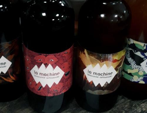 Connaissez-vous les bières de la Machine ?
