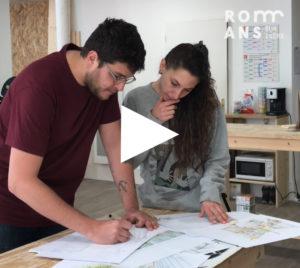 Vidéo réalisée par la ville de Romans-sur-Isère, en juin 2021